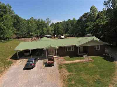 Single Family Home For Sale: 945 Tiline Rd