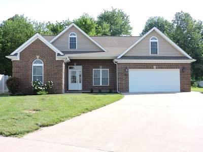 Paducah Single Family Home For Sale: 3320 Royal Tern Court