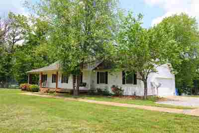 Cadiz Single Family Home Contract Recd - See Rmrks: 1000 B Hall Road