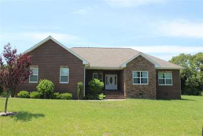 Murray Single Family Home Contract Recd - See Rmrks: 115 Jordyn Bailey Drive