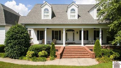 Paducah Single Family Home For Sale: 335 Kerth Road