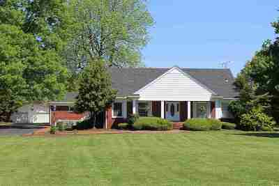 Murray Single Family Home Contract Recd - See Rmrks: 4968 State Route 94 West