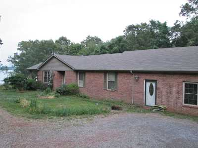Calloway County, Marshall County Single Family Home For Sale: 2498 Jennings Trail