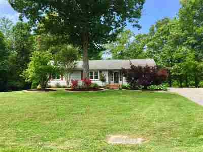 Paducah Single Family Home For Sale: 5935 Copeland Dr.