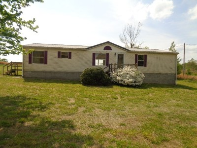 Calloway County Manufactured Home For Sale: 330 Pondview Lane