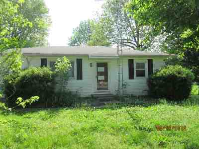 Eddyville Single Family Home For Sale: 109 Walnut Ct.