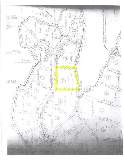 Calloway County Residential Lots & Land For Sale: Lot 45 Bayridge Road