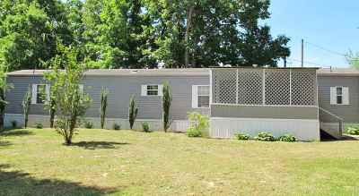 Lyon County Manufactured Home For Sale: 149 White Oak Hill