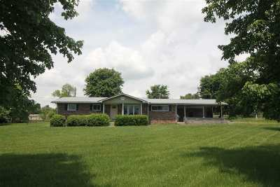 Benton Single Family Home For Sale: 481 Dunnigan Lane