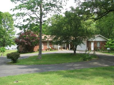 Calloway County, Marshall County Single Family Home Contract Recd - See Rmrks: 214 Campbell Lane