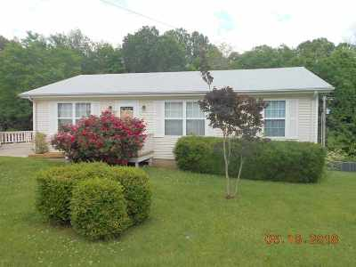 Cadiz KY Single Family Home For Sale: $89,000