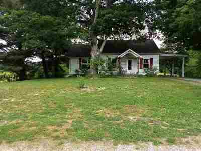 Ballard County Single Family Home For Sale: 1094 New York Rd