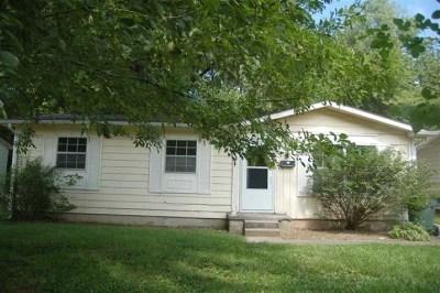 McCracken County Single Family Home For Sale: 3235 Alabama