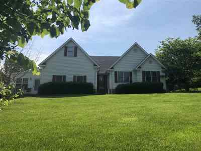 Gilbertsville Single Family Home For Sale: 107 Cumberland Rd