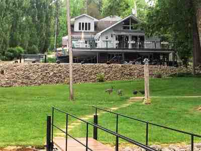 Livingston County, Lyon County, Trigg County Single Family Home For Sale: 11 Dogwood Drive
