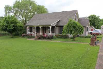 Calloway County, Marshall County Single Family Home For Sale: 733 Vicksburg Estate Road
