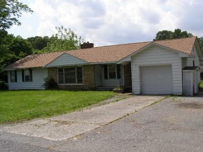 Calvert City Single Family Home For Sale: 728 Cherry St.