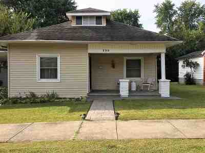 Mayfield Single Family Home For Sale: 328 Willow Street