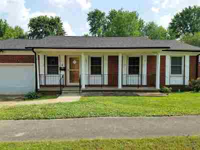 Mayfield Single Family Home For Sale: 334 Willow Street