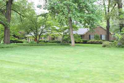 Hopkinsville Single Family Home For Sale: 605 Deepwood Dr