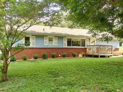 Calvert City Single Family Home For Sale: 625 Chestnut Street