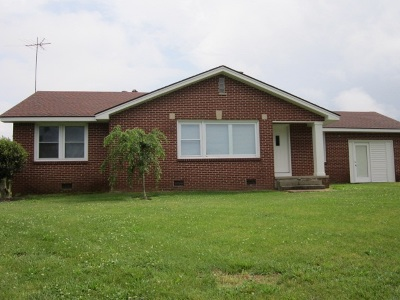 Graves County Single Family Home For Sale: 7931 E State Route 58