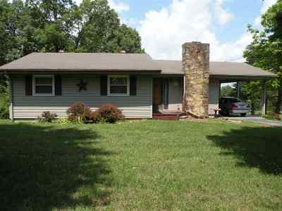 Caldwell County Single Family Home For Sale: 2778 Mt Hebron Church Road
