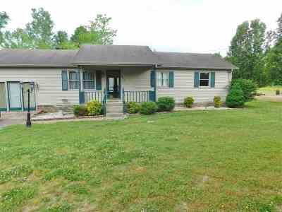 McCracken County Single Family Home For Sale: 3670 Hardmoney Road