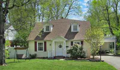 Mayfield Single Family Home For Sale: 710 Pryor Street