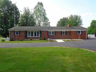 Mayfield Single Family Home For Sale: 2387 St Rt 58 E