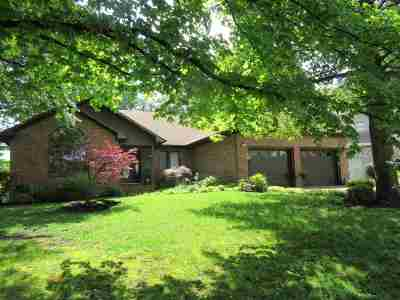 McCracken County Single Family Home For Sale: 935 Lakeview Drive