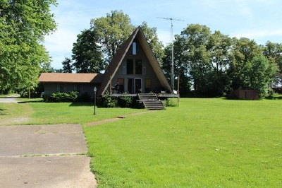 Mayfield Single Family Home For Sale: 145 New Hope Church Rd