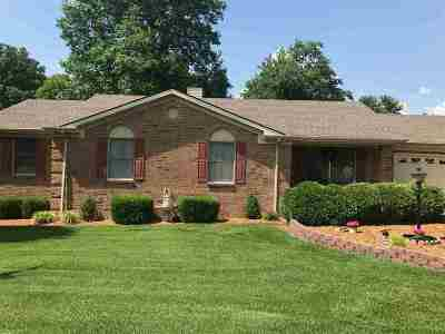 McCracken County Single Family Home For Sale: 405 Drawbridge Trace