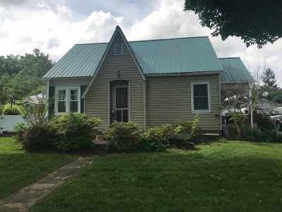 Smithland, Tiline Single Family Home For Sale: 1675 Lola Road