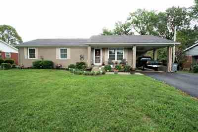 McCracken County Single Family Home For Sale: 166 Albany