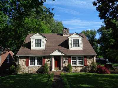 McCracken County Single Family Home For Sale: 3443 Afton
