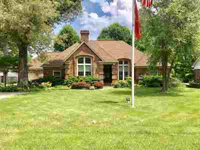 Mayfield Single Family Home For Sale: 800 Usher Street