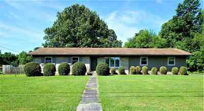 McCracken County Single Family Home For Sale: 3005 Alpha Drive