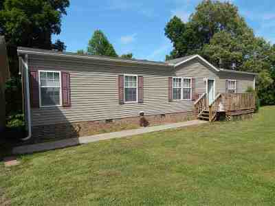 Benton KY Manufactured Home For Sale: $75,000