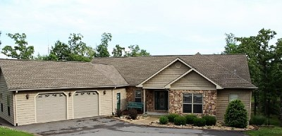 Calloway County, Marshall County, Henry County Single Family Home For Sale: 114 Fredericka Dr