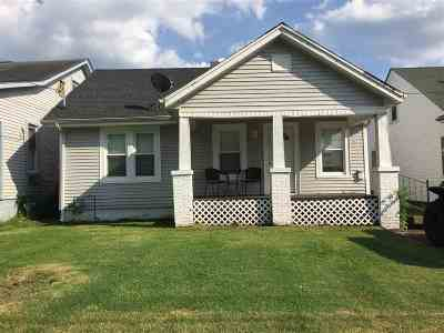 McCracken County Single Family Home For Sale: 2102 Clay St.