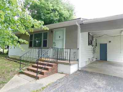 Murray Single Family Home For Sale: 401 S 10th St