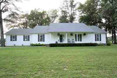 McCracken County Single Family Home For Sale: 6805 New Liberty Church Road