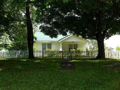 Graves County Single Family Home For Sale: 2201 Tim Road