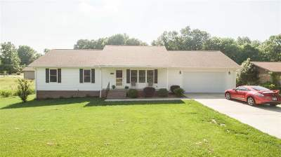 McCracken County Single Family Home Contract Recd - See Rmrks: 1655 Champ Drive North