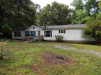 Gilbertsville KY Manufactured Home For Sale: $59,900