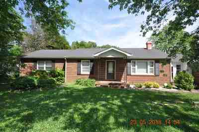 Benton Single Family Home For Sale: 2325 Main Street