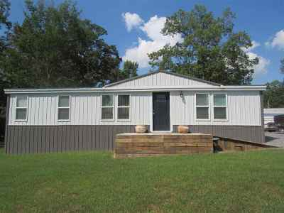 Cadiz Manufactured Home For Sale: 480 Adams Mill Road