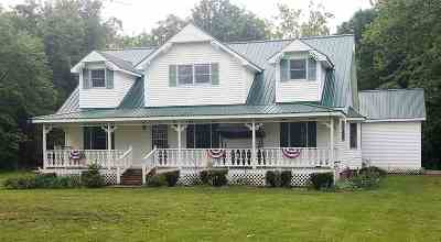Graves County Single Family Home For Sale: 415 Pea Ridge Road
