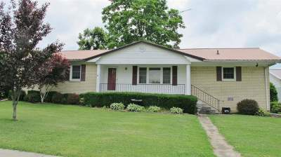 Lyon County, Trigg County Single Family Home For Sale: 401 W Fairview Ave